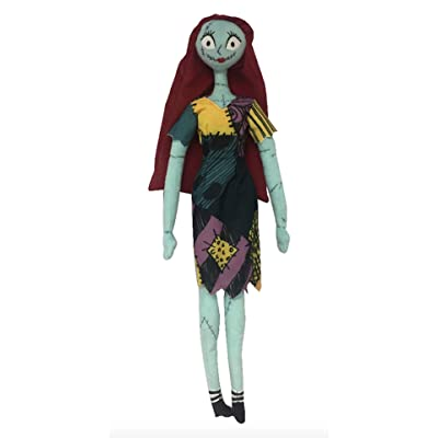 "Nightmare Before Christmas Poseable Sally Plush - 24"": Toys & Games"