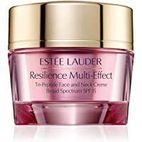 Estee Lauder Resilience Multi-Effect Tri-Peptide Face and Neck Creme SPF15, 50 milliliters, 1.7 ounce