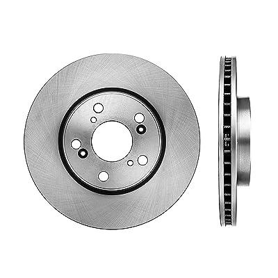 CRK14396 FRONT Premium Grade OE 292.76 mm [2] Rotors Pair Set: Automotive