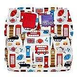 Bambino Mio, miosolo all-in-one reusable nappy, great britain