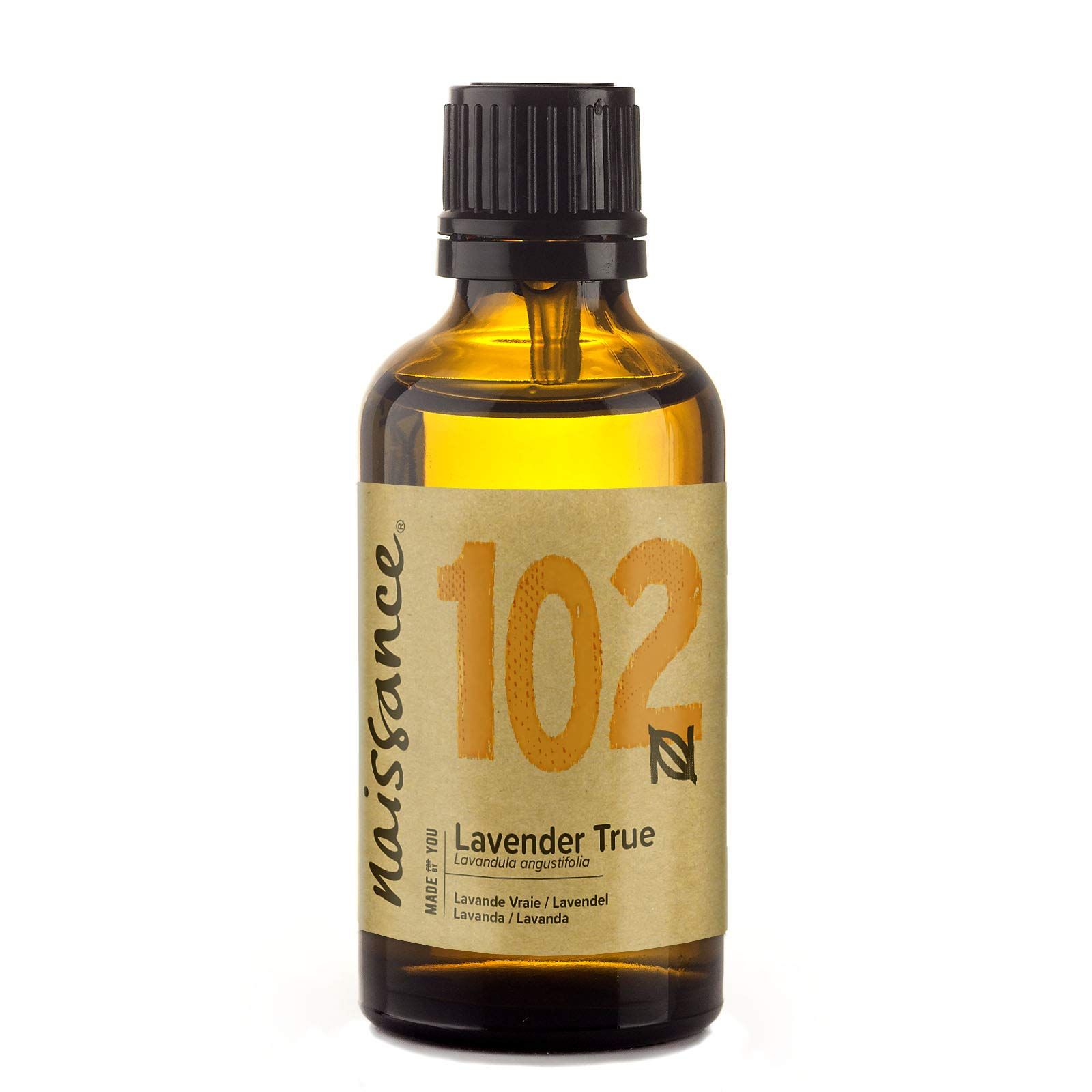 Naissance Huile Essentielle de Lavande Vraie (n° 102) - 50ml - 100% Pure et Naturelle - Vegan et sans OGM product image