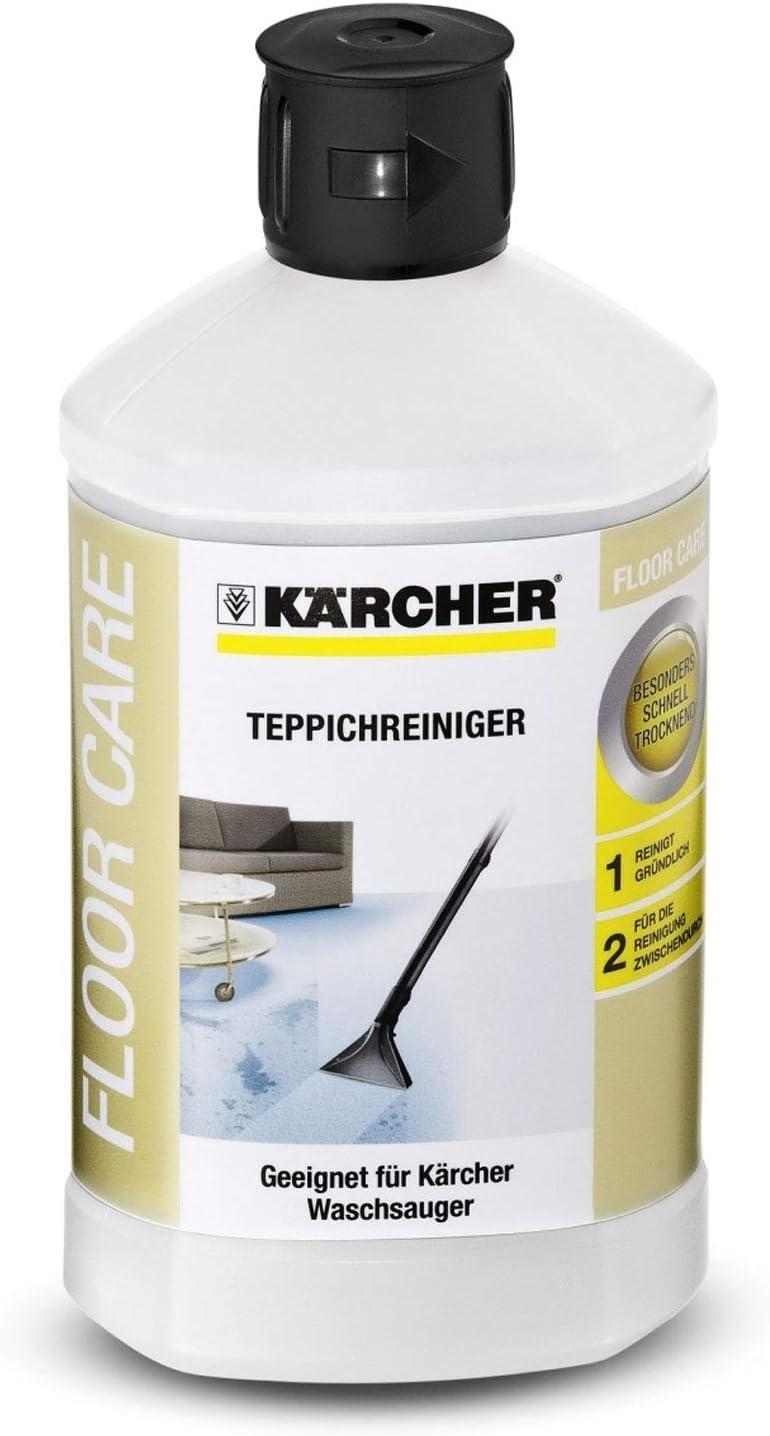 Kärcher Teppichreiniger (flüssig - Teppich reinigen