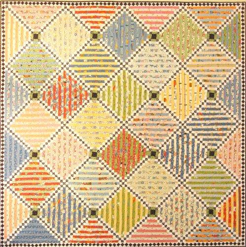 American Jane Patterns Crisscross Quilt