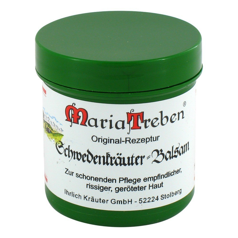 Maria Treben Schwedenkräuter Balsam, 100 ml 1061
