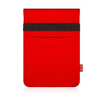 Nabi 22s Filz Sleeve Rot Tragetasche Tasche Amazonde Computer