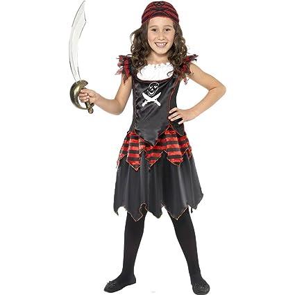 NET TOYS Traje de Pirata para niños Disfraz bucanero ...