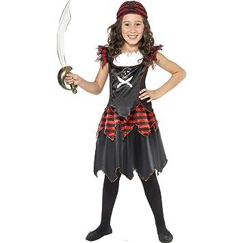 Traje de pirata para niños disfraz bucanero navegante ...
