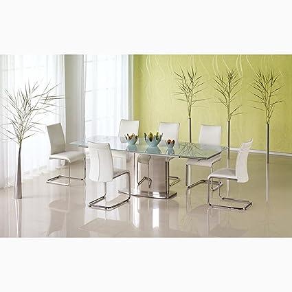 JUSTyou Alessandro Set tavolo con sedie Tavolo per sala da pranzo in ...