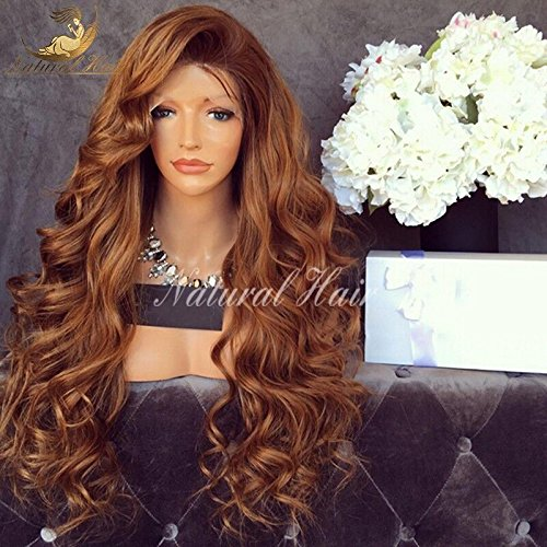180% Density Human Hair Wigs 8A Vigin Peruvian Hair Lace Front Wigs Ombre Black Wig Roots 1B 30 Color Body Wave Glueless Lace Front Wig with Baby Hair for Black Women (24 inch, lace frontal wig)