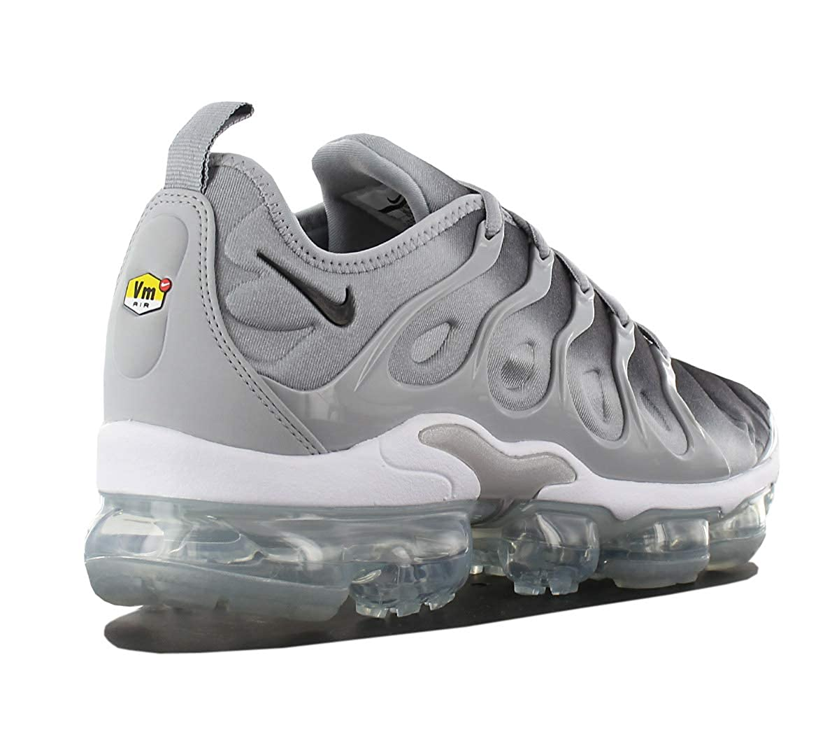 beca220d0fbc NIKE Air Vapormax Plus 924453-007 Mens Shoes Grey Mens Trainers Sneaker  Shoes Size  EU 44.5 US 10.5  Amazon.co.uk  Shoes   Bags