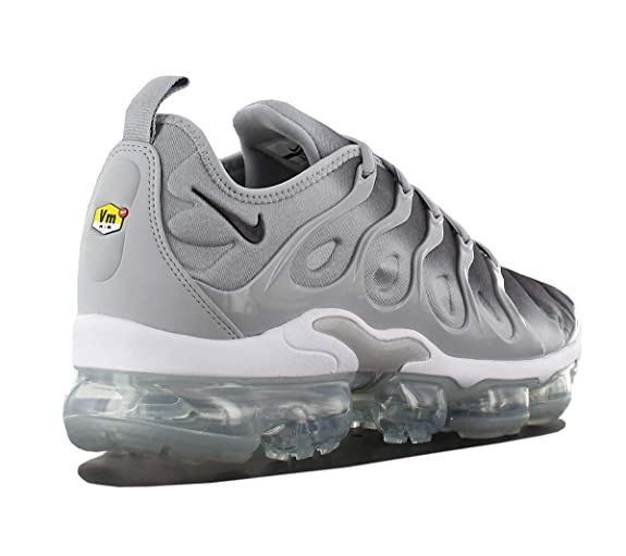 huge discount 3ea79 a9f02 Nike Air Max Vapormax Plus TN Calzature Sportive Grigio Scarpe da Uomo  Sneaker  Amazon.it  Scarpe e borse