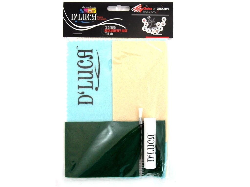D'Luca DCK-FL1 Flute Cleaning Care Kit