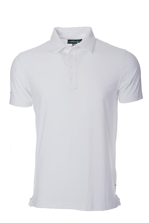 CHERVÒ Herren Ace Golf Shirts