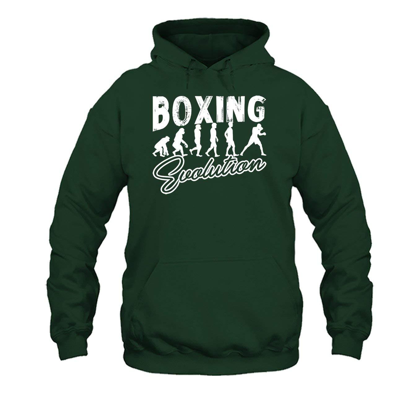 Sheep Fly Boxing Evolution Tee Shirt Hoodie Sweatshirt