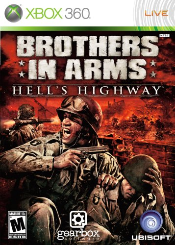 xbox 360 brothers in arms - 1