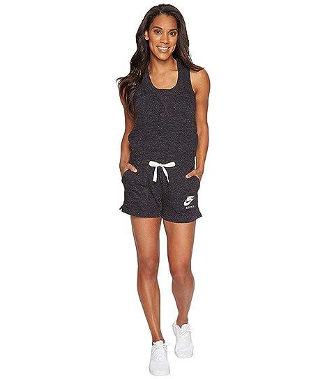 3b788e62 Amazon.com: Nike Women's Sportswear Vintage Romper One Piece: NIKE ...