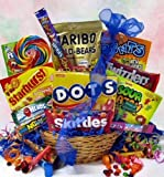 Tutti Fruity Candy Gift Basket