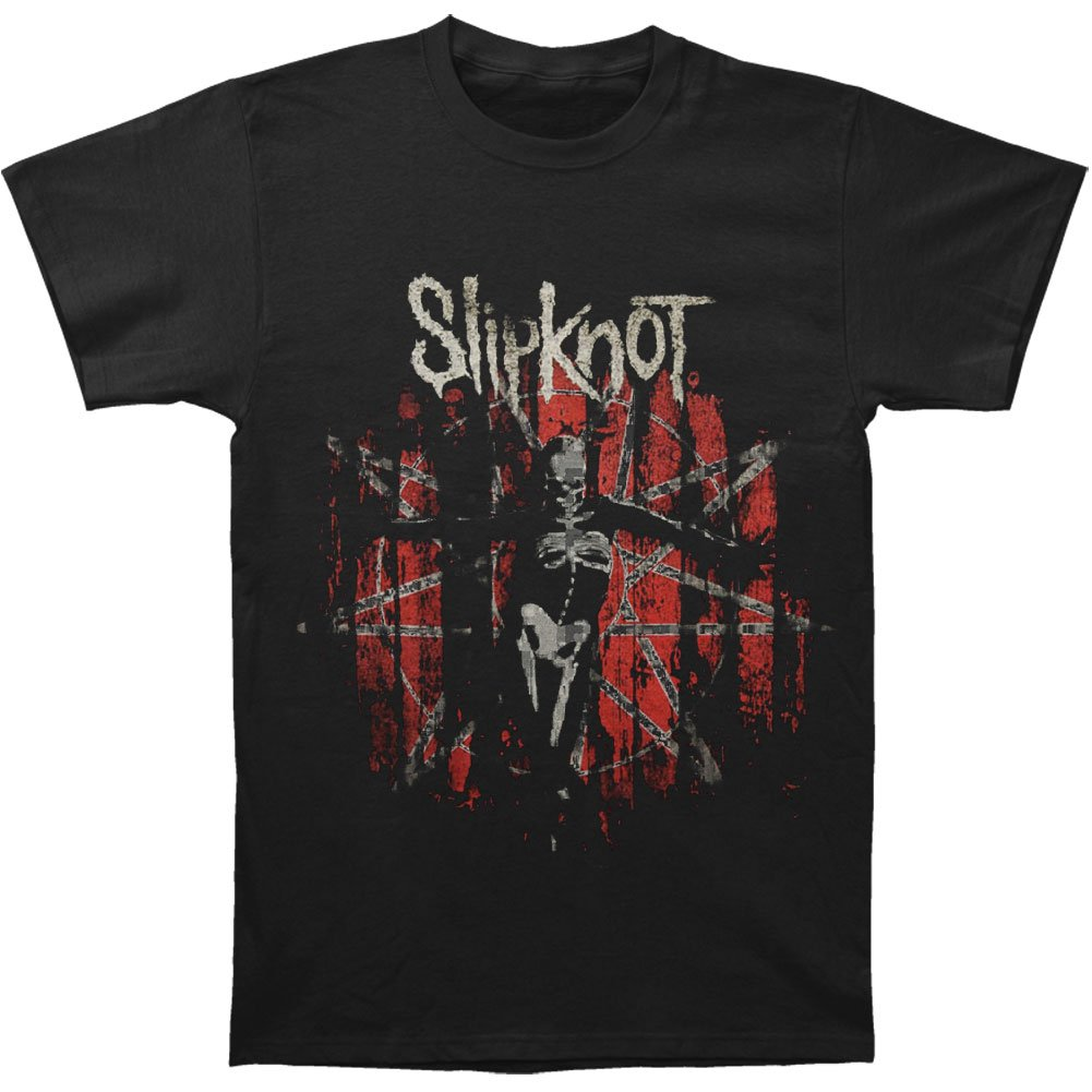 Slipknot the Gray Chapter Skull T-Shirt 132384