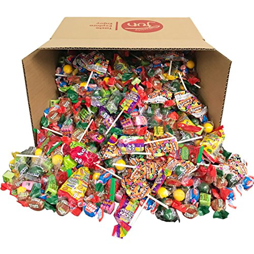 Candy Variety Assortment Bulk Value 10 Pounds (160 (Rice Krispie Halloween Recipes)