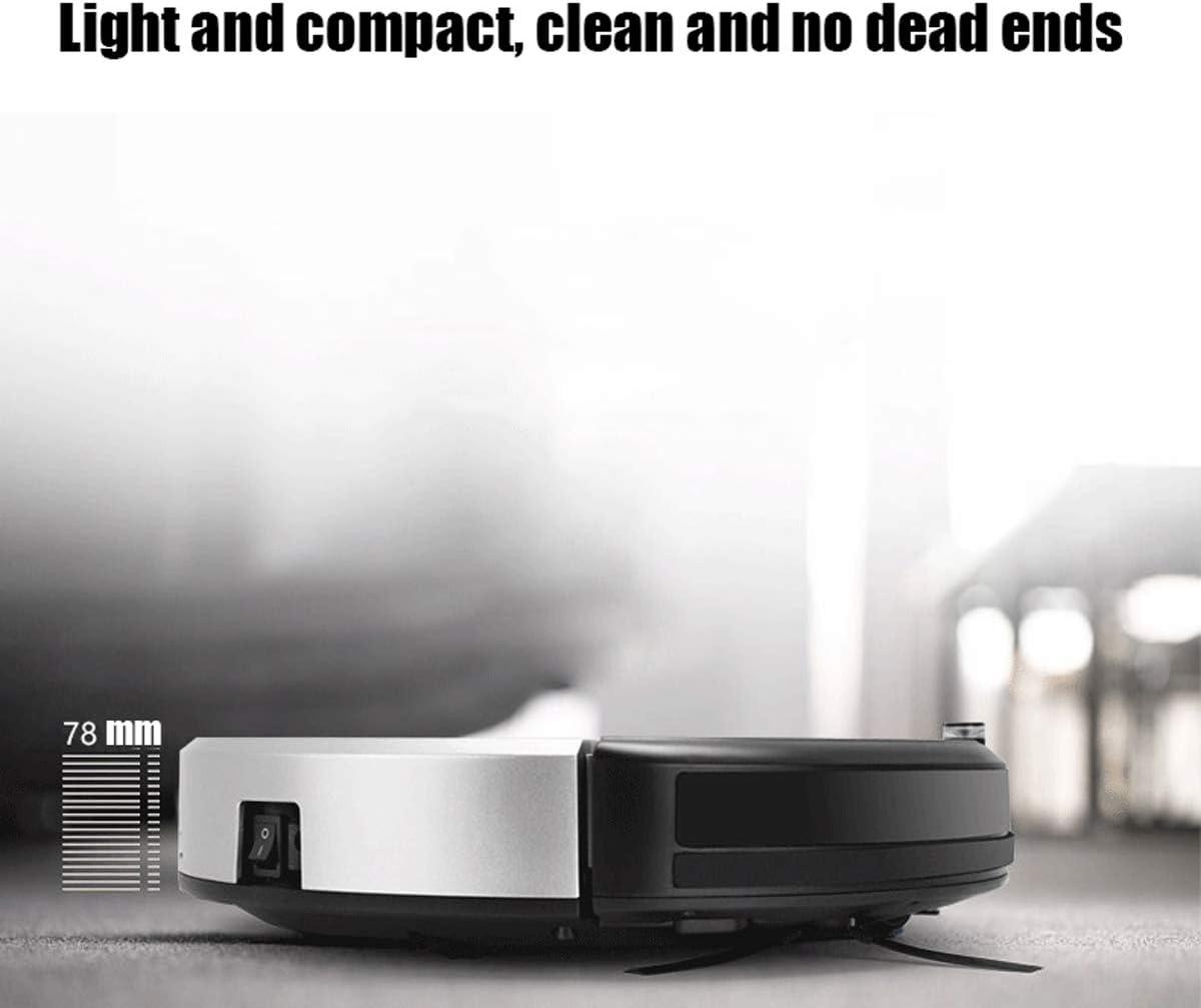 Accueil Complet Smart/Robot aspirateur de Nettoyage/Balayage / Sec/Drag Humide/Adapter à Une variété de Plancher/Tapis / 1000Pa B
