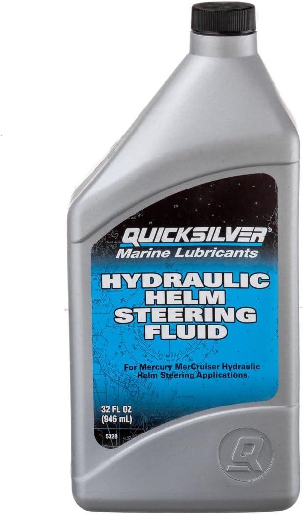 Fits Mercury Verado Hydraulic Steering Fluid Helm Fill Kit