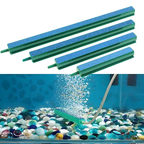 Magnetic Powerhead Holder (Hot Sale! Newly Fish Tank Aquarium Decor Air Stone Bubble Wall Tube 4