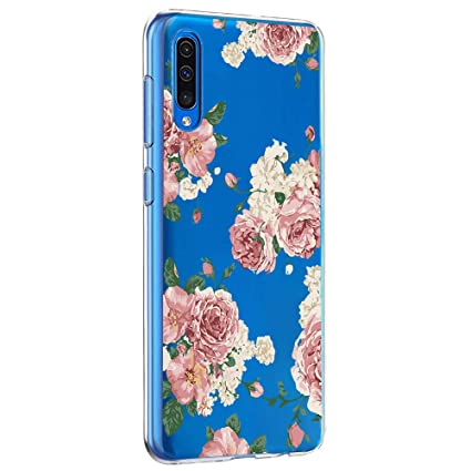 Amazon.com: Funda Samsung Galaxy A70 compatible con Samsung ...
