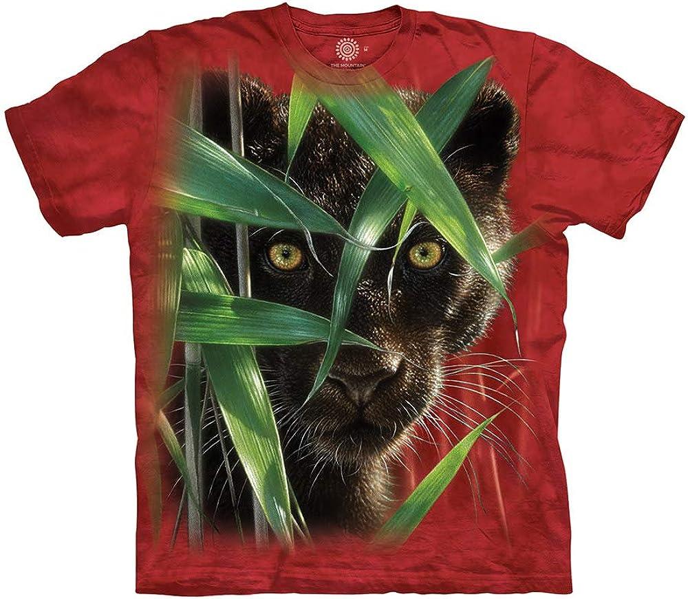 B07G8T8M78 The Mountain Wild Eyes Adult T-Shirt, Red, 3XL 61gHkoVOJ0L