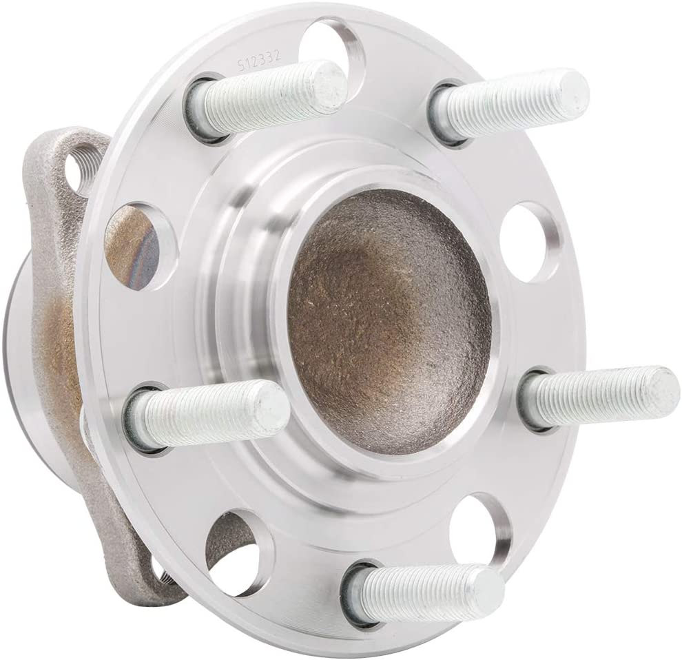 2007-2012 Caliber  2007-2017 Jeep Compass 512332 REAR Wheel Bearing Hub Assembly Compatible With FWD Models 2-Pack//Pair Patriot CHRY 200 2011-2014 Sebring 2007-2010  2008-2014 Dodge Avenger
