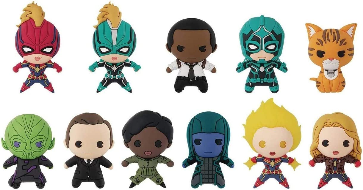 Marvel Captain Marvel Collectors Bag Clip Series Ronan