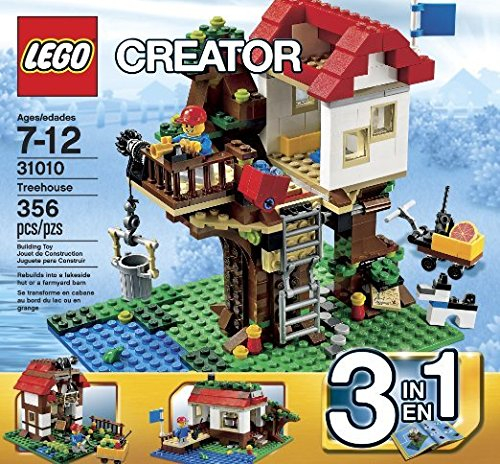 NEW LEGO Creator Treehouse - Store Map Lakeside