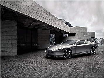 Amazon De Classic Und Muscle Car Anzeigen Und Auto Art Aston Martin Db9 Gt Bond Edition 2016 Auto