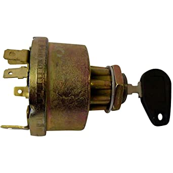 ESL15188 New Farmtrac Ignition Switch that fits Models 435 535 545 on