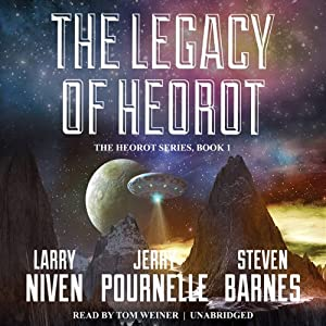 The Legacy of Heorot Hörbuch