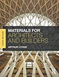 Materials for Architects and Builders