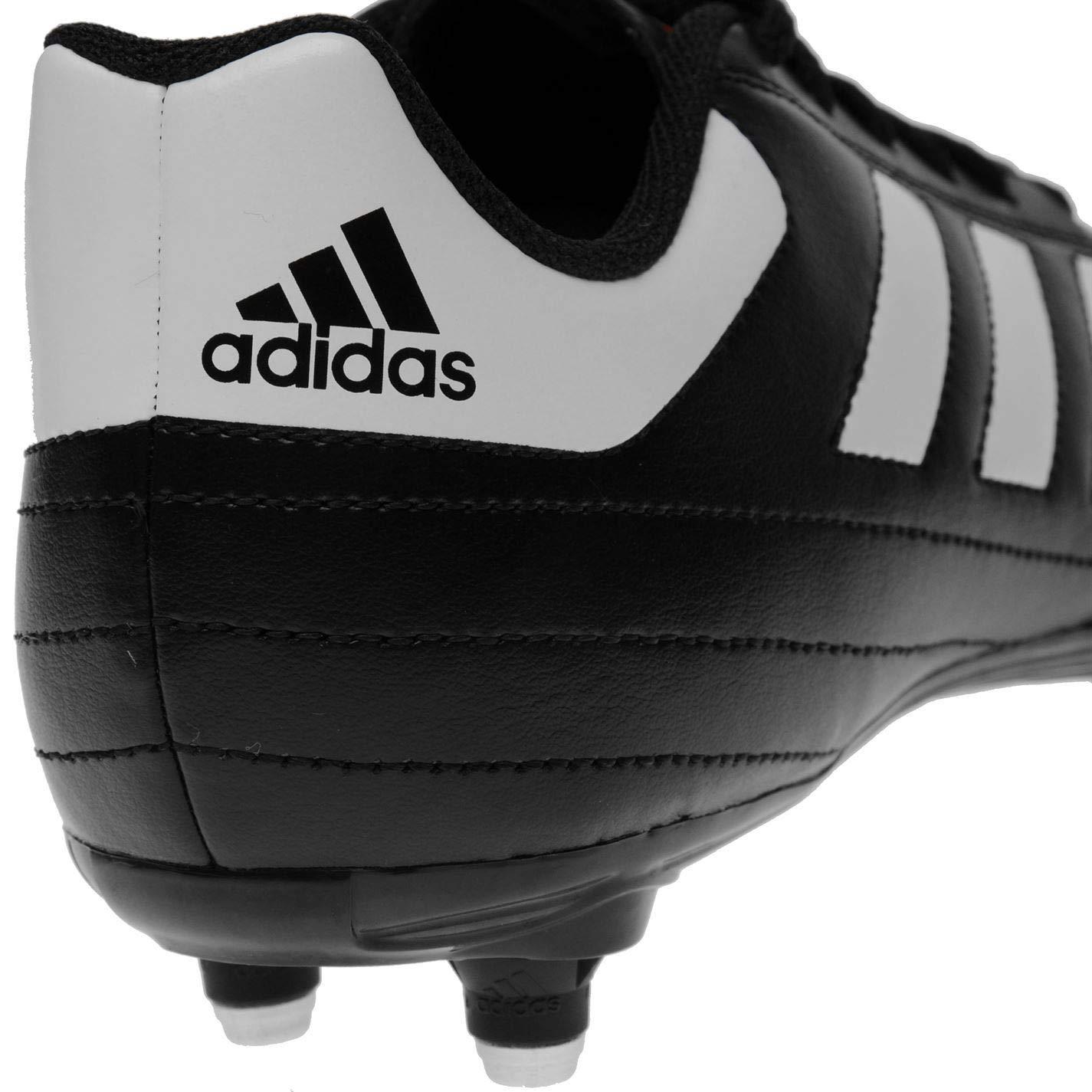 Adida Goletto SG SG SG Fußballschuhe für Herren Schwarz Weiß 573c33