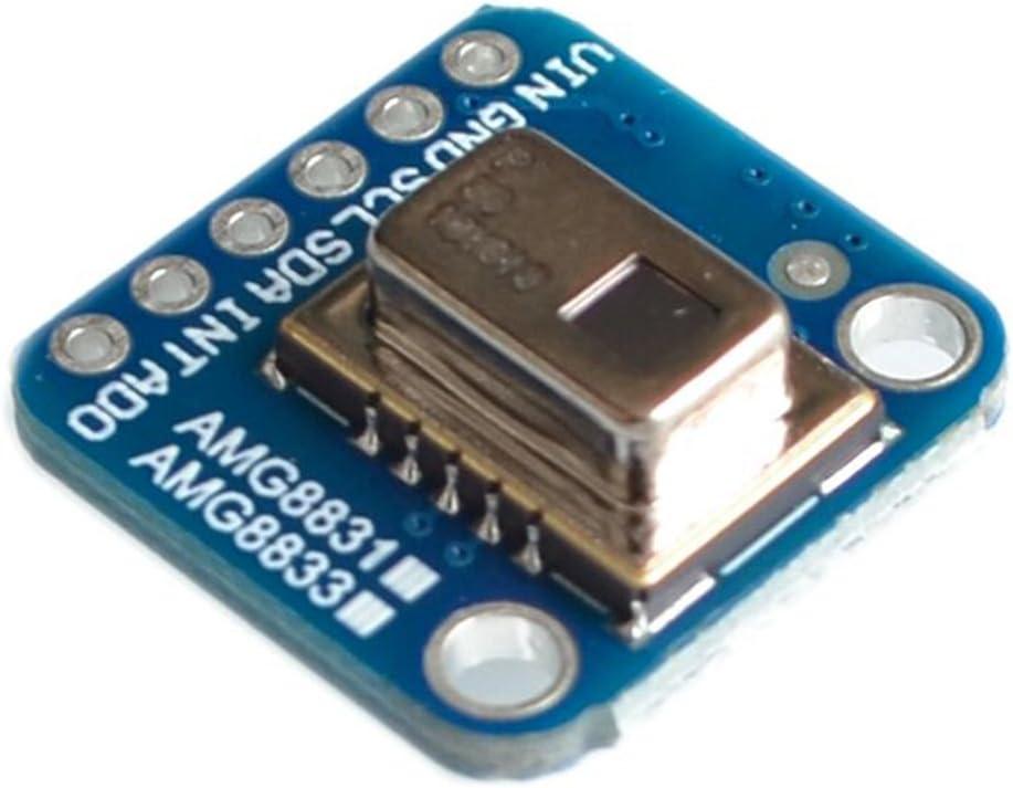 infrarrojos AMG8833 GY-AMG8833 M/ódulo de sensor de temperatura para Arduino Raspberry Pi/ñ 8 x 8