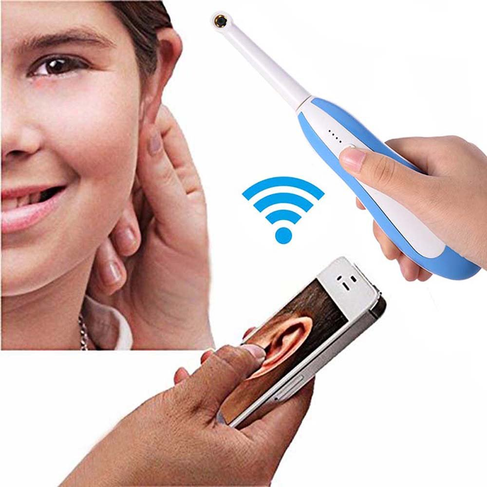 Wi-Fi Wireless Oral Endoscope Camera System – Bysameyee 1.3MP Dental Portable Hand-held Endoscope Inspection Cam for iOS iPhone Android Phones PC Tablet by Bysameyee (Image #4)