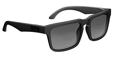 e6f041b52cf Spy Optics Sunglasses - Helm   Frame  Matte Black Lens  Gray Polarized