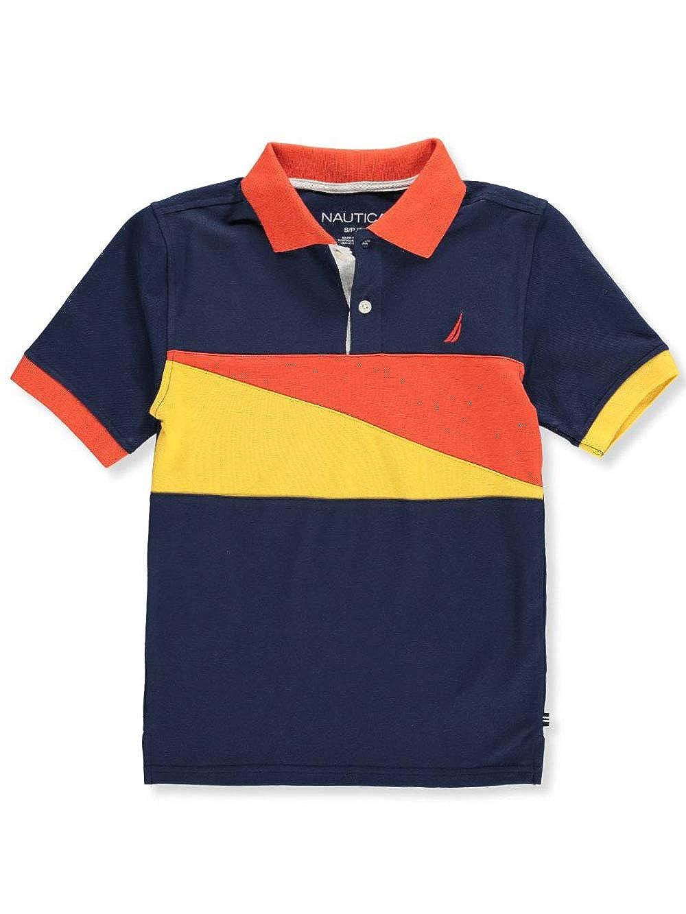 Nautica Boys Pique Polo