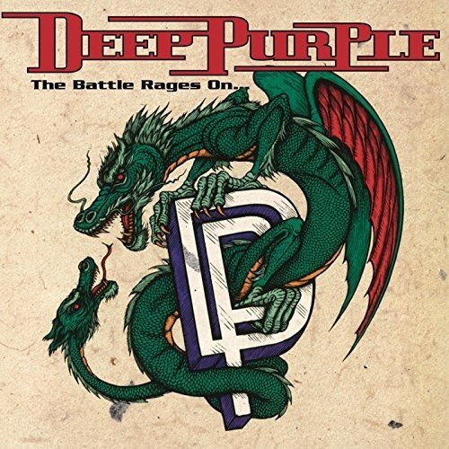 Vinilo : Deep Purple - Battle Rages on (Canada - Import)