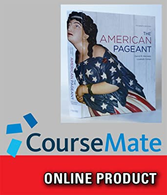 CourseMate With Wadsworth American History