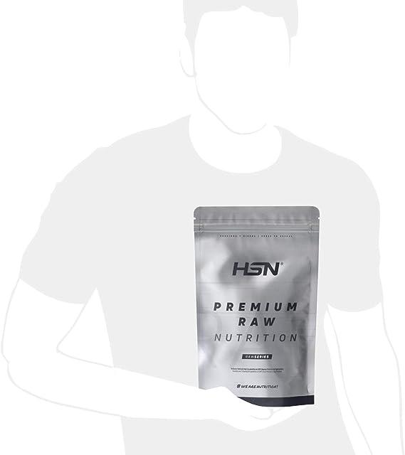 Palatinosa (Isomaltulosa) de HSN | Muy Bajo Índice Glucémico, Carbohidratos de Lenta Asimilación Ideal para Actividades de Larga Duración | Vegano, ...