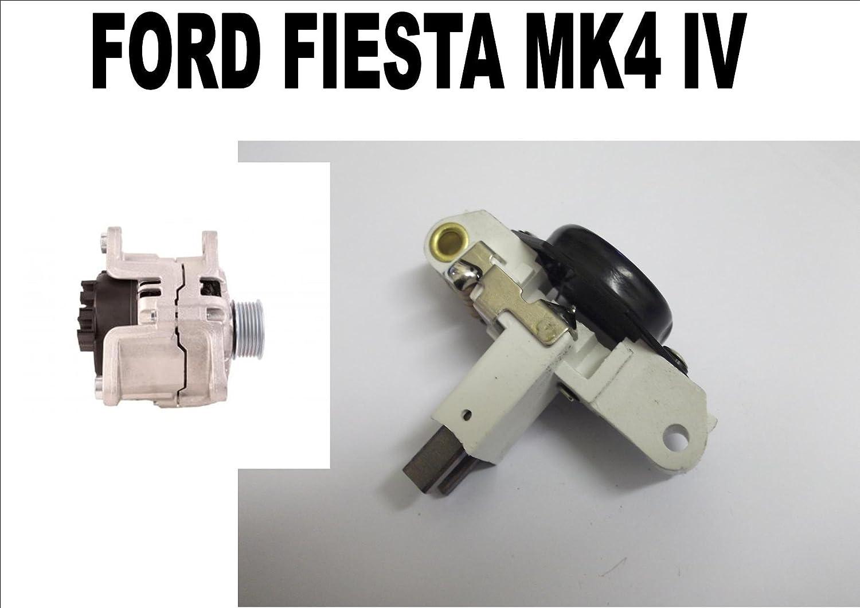 Lichtmaschinen-Regler Ford Fiesta MK4 MK IV 1.0 1.3 Schr/ägheck 1995 1996 1997 1998-2002