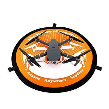 YHLVE Accesorios para DJI Spark Mavic Air Pro Fast-fold Landing ...
