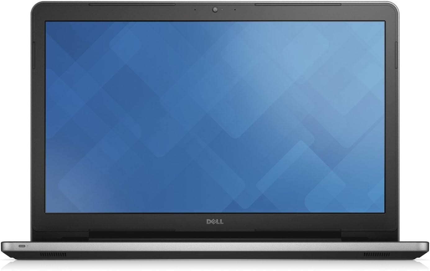 2015 Edition Dell Inspiron 17 5000 Series 17.3 Inch Laptop with with Windows 10 Professional, Intel Core i3-4005U, 4GB DDR3 RAM 500GB HDD, DVDRW, 802.11ac + Bluetooth 4.0, Full Size Keyboard