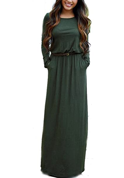 Maxi Dresses For Women, Sexy Black Long Sleeve Plus Size Formal Bridesmaid Cocktail Evening Prom