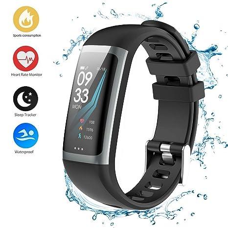 Amazon.com: G26 Fitness Pulsera de presión arterial corazón ...