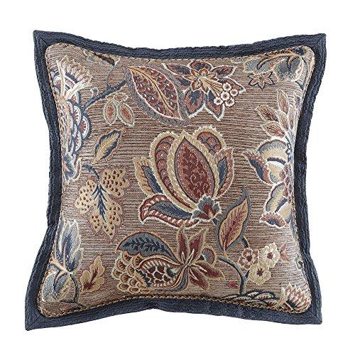 Croscill Brenna Square Decorative Pillow, 18
