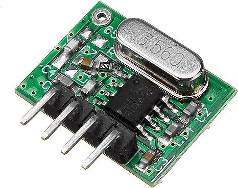 RF Modules RF Transmitter 418MHz 5 pieces